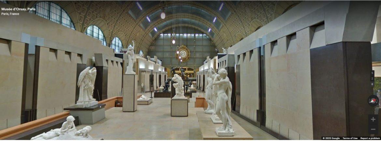 visite virtuelle musée