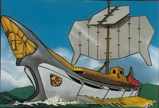 bateau solaris cité d'or