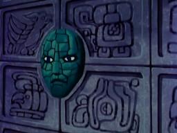 masque de jade cité d'or
