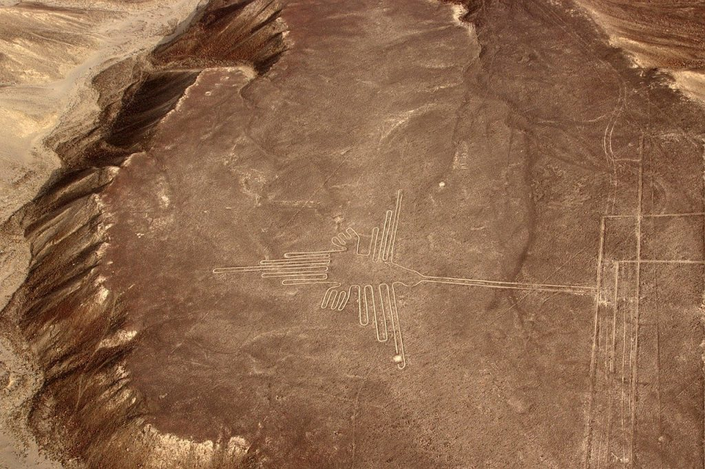 geoglyphe nazca cité d'or