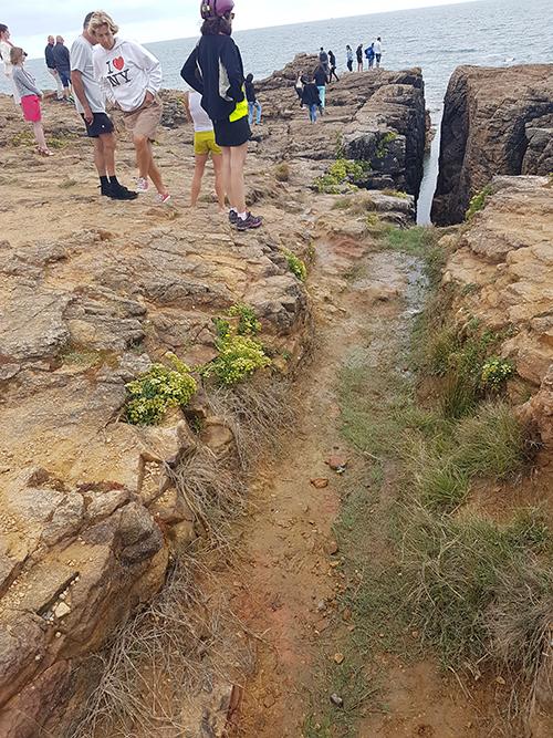 puits de l'enfer sables d'olonne