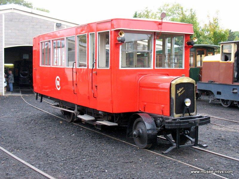 musée des Tramways à Vapeur et des chemins de fer secondaires