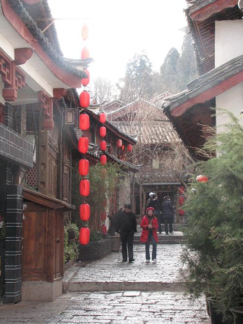 lijiang yunnan naxi
