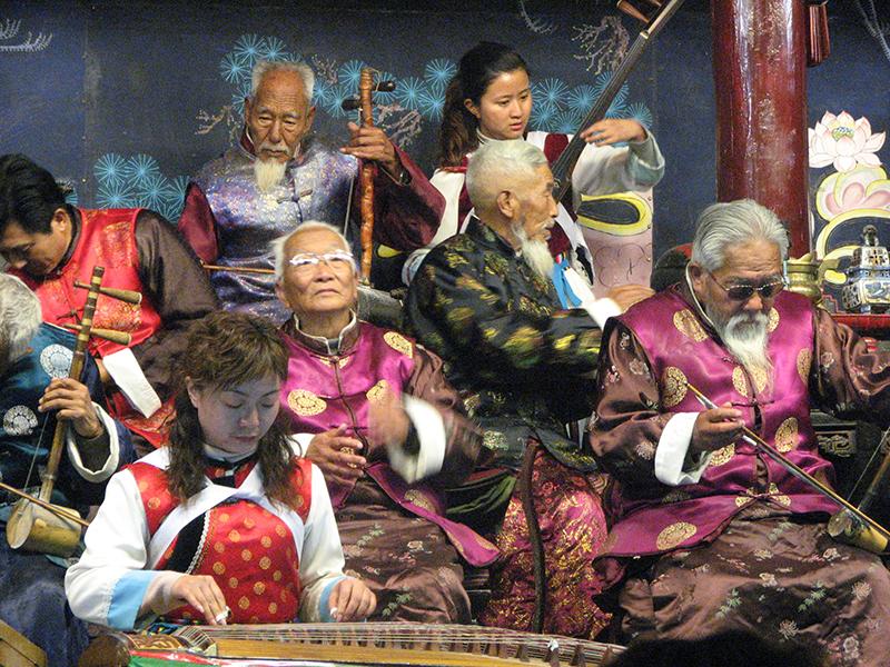 musique Dongba lijiang
