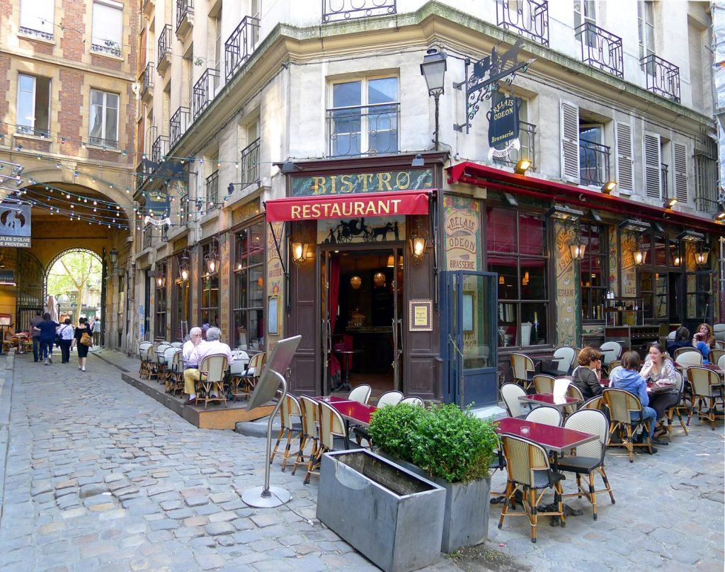 cours du commerce Paris
