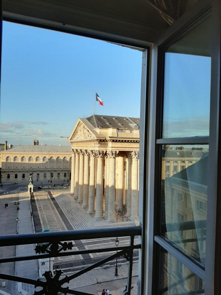 hotel dames du pantheon