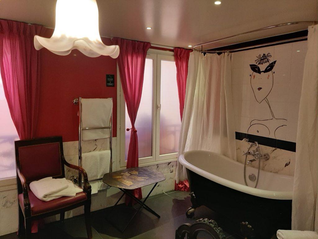 chambre cocotte hotel dames du pantheon