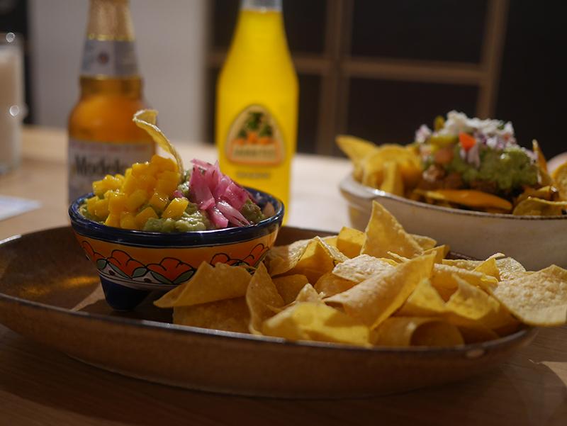 aca restaurant mexicain paris
