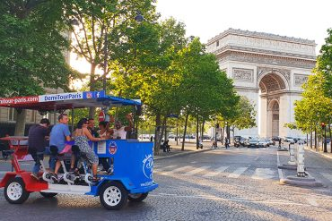 beerbike paris