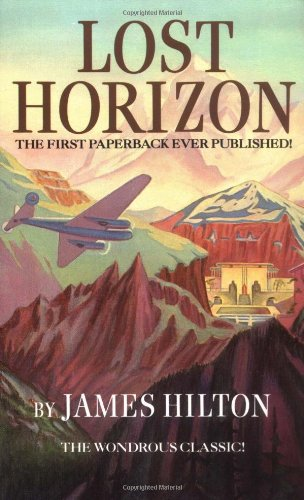 james hilton lost horizon shangri la