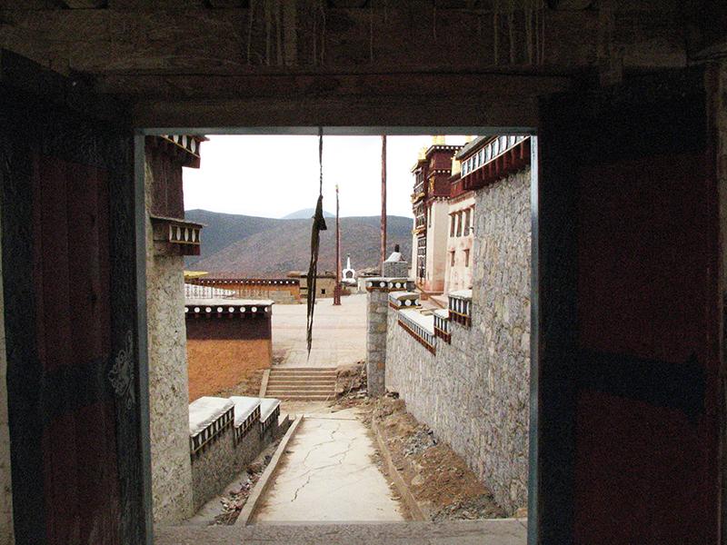 lamaserie de Songzanlin