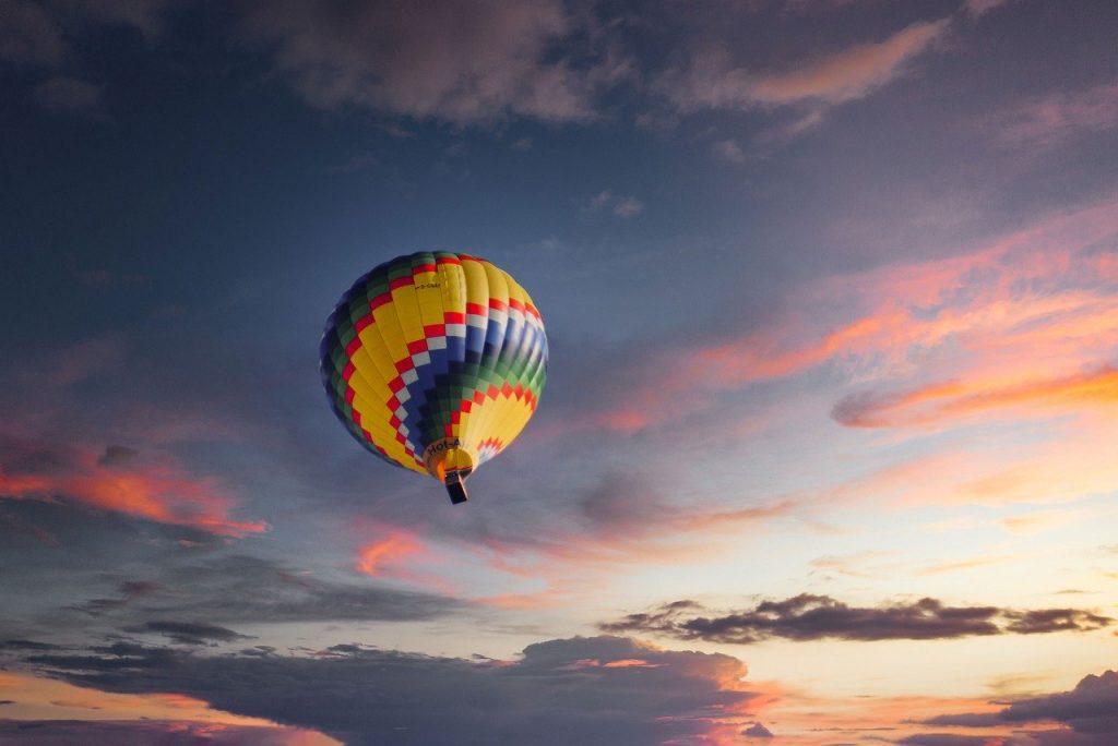 montgolfiere val d'oise