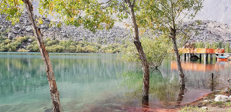 lac kachura pakistan