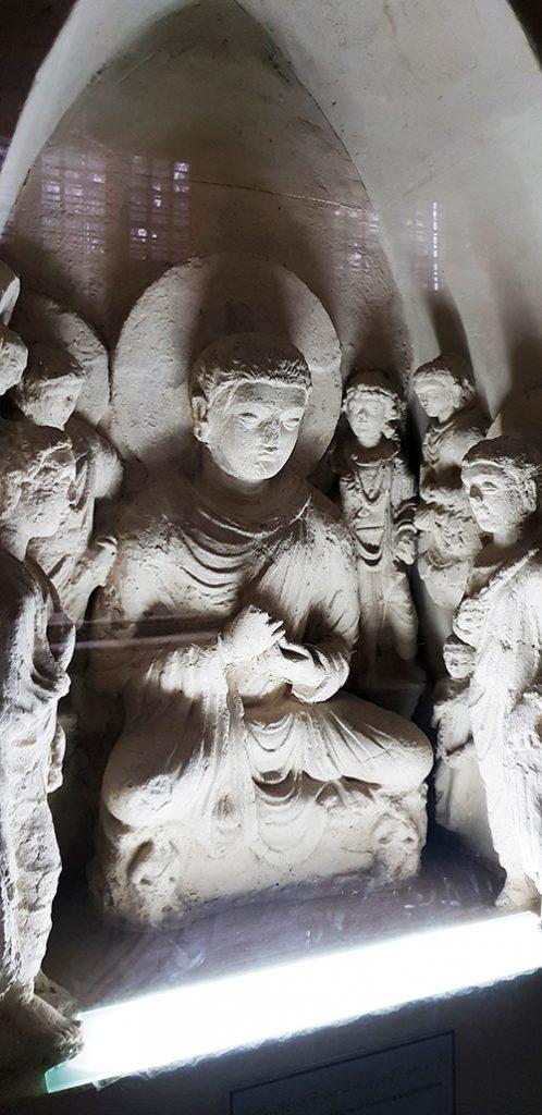 bouddha taxila sirkap