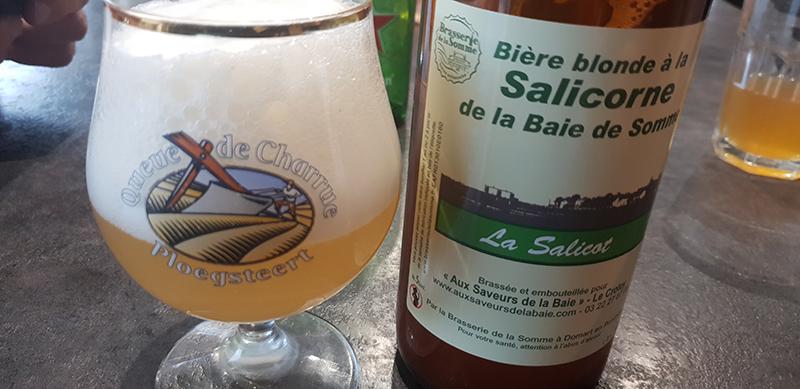 biere salicorne baie de somme