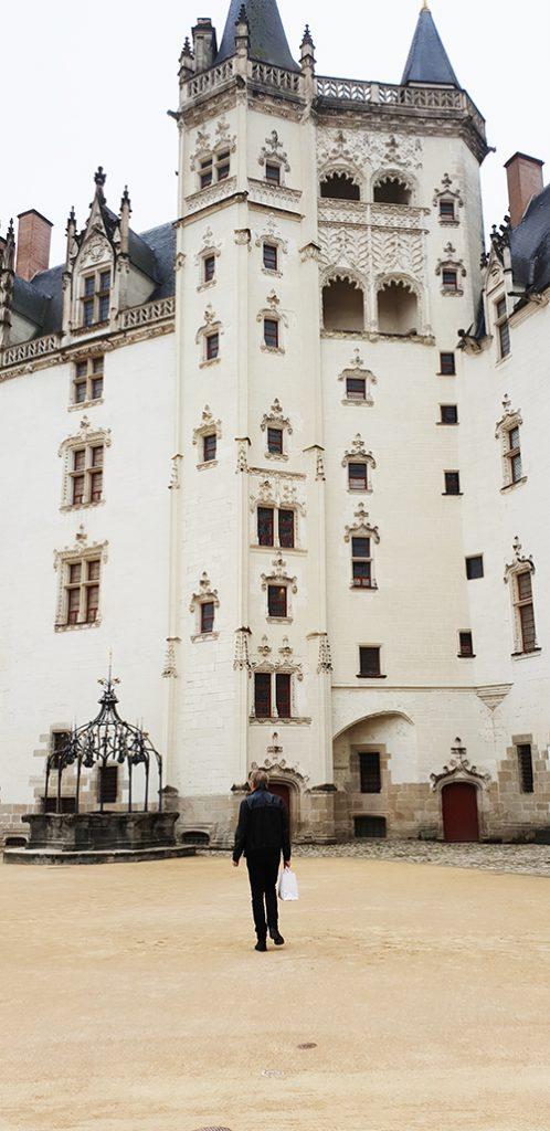 chateau du duc de Bretagne nantes