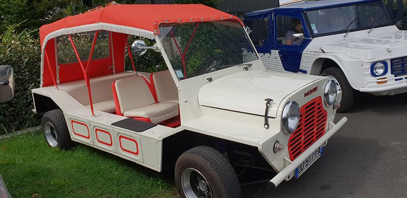 voiture mini moke oleron