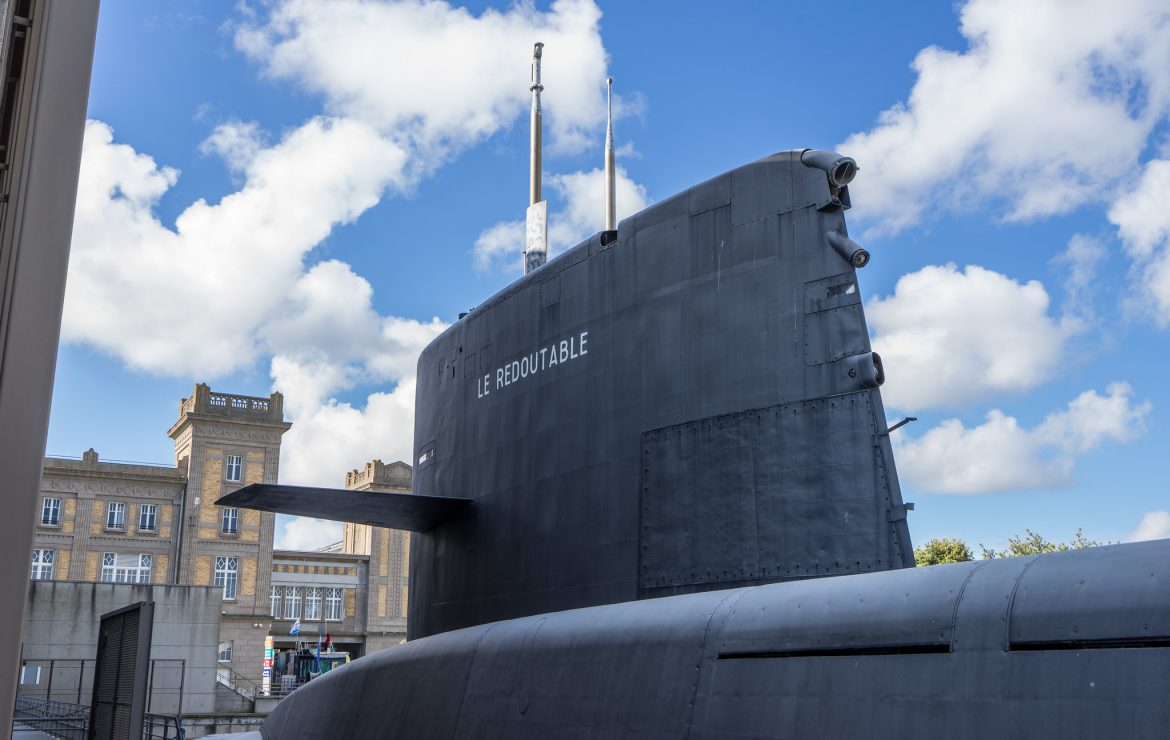 visite sous-marin redoutable