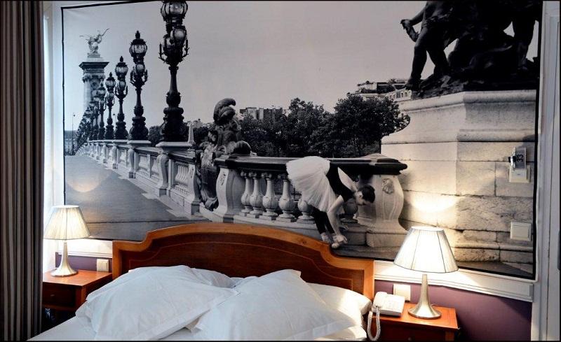 hotel photo danseuse vavin